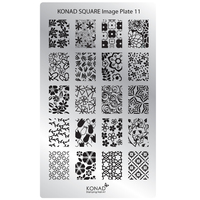 Пластина Square Plate-11