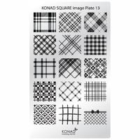 Пластина Square Plate-13