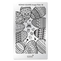 Пластина Square Plate-16