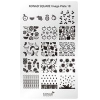 Пластина Square Plate-18