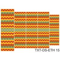 Слайдер-дизайн Nail Dream - Текстура этническая TXT-DS-ETH15