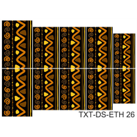 Слайдер-дизайн Nail Dream - Текстура этническая TXT-DS-ETH26