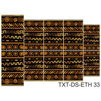 Слайдер-дизайн Nail Dream - Текстура этническая TXT-DS-ETH33