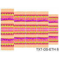 Слайдер-дизайн Nail Dream - Текстура этническая TXT-DS-ETH8