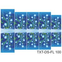 Слайдер-дизайн Nail Dream - Текстура - Цветы TXT-DS-FL100