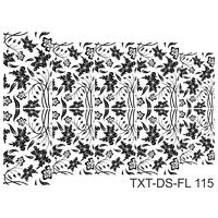 Слайдер-дизайн Nail Dream - Текстура - Цветы TXT-DS-FL115