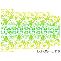 Слайдер-дизайн Nail Dream - Текстура - Цветы TXT-DS-FL116