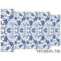 Слайдер-дизайн Nail Dream - Текстура - Цветы TXT-DS-FL118