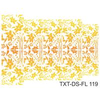 Слайдер-дизайн Nail Dream - Текстура - Цветы TXT-DS-FL119