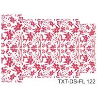 Слайдер-дизайн Nail Dream - Текстура - Цветы TXT-DS-FL122