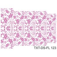 Слайдер-дизайн Nail Dream - Текстура - Цветы TXT-DS-FL123