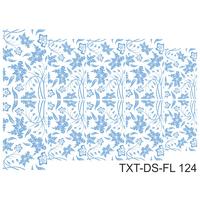 Слайдер-дизайн Nail Dream - Текстура - Цветы TXT-DS-FL124