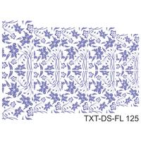 Слайдер-дизайн Nail Dream - Текстура - Цветы TXT-DS-FL125