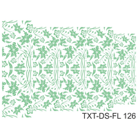 Слайдер-дизайн Nail Dream - Текстура - Цветы TXT-DS-FL126
