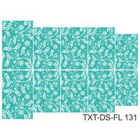 Слайдер-дизайн Nail Dream - Текстура - Цветы TXT-DS-FL131