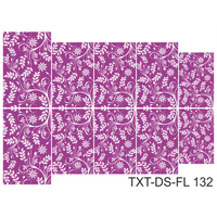Слайдер-дизайн Nail Dream - Текстура - Цветы TXT-DS-FL132