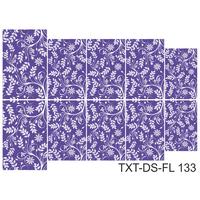 Слайдер-дизайн Nail Dream - Текстура - Цветы TXT-DS-FL133