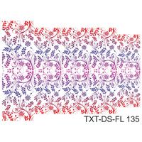Слайдер-дизайн Nail Dream - Текстура - Цветы TXT-DS-FL135