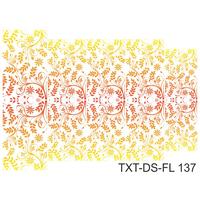 Слайдер-дизайн Nail Dream - Текстура - Цветы TXT-DS-FL137