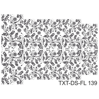 Слайдер-дизайн Nail Dream - Текстура - Цветы TXT-DS-FL139