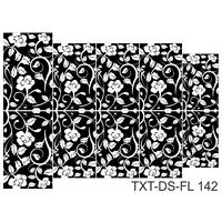 Слайдер-дизайн Nail Dream - Текстура - Цветы TXT-DS-FL142