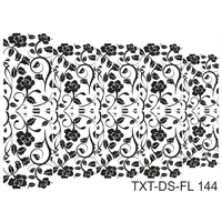 Слайдер-дизайн Nail Dream - Текстура - Цветы TXT-DS-FL144
