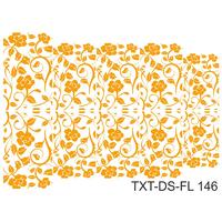 Слайдер-дизайн Nail Dream - Текстура - Цветы TXT-DS-FL146