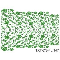 Слайдер-дизайн Nail Dream - Текстура - Цветы TXT-DS-FL147