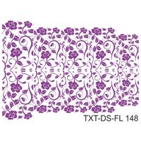 Слайдер-дизайн Nail Dream - Текстура - Цветы TXT-DS-FL148