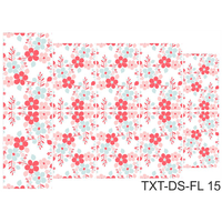 Слайдер-дизайн Nail Dream - Текстура - Цветы TXT-DS-FL15