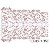 Слайдер-дизайн Nail Dream - Текстура - Цветы TXT-DS-FL150