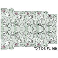 Слайдер-дизайн Nail Dream - Текстура - Цветы TXT-DS-FL169