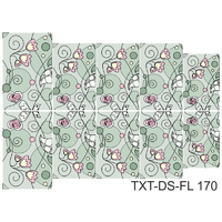 Слайдер-дизайн Nail Dream - Текстура - Цветы TXT-DS-FL170