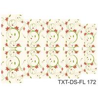 Слайдер-дизайн Nail Dream - Текстура - Цветы TXT-DS-FL172
