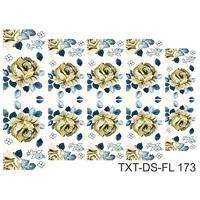 Слайдер-дизайн Nail Dream - Текстура - Цветы TXT-DS-FL173