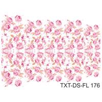 Слайдер-дизайн Nail Dream - Текстура - Цветы TXT-DS-FL176