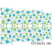 Слайдер-дизайн Nail Dream - Текстура - Цветы TXT-DS-FL180