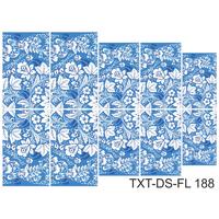 Слайдер-дизайн Nail Dream - Текстура - Цветы TXT-DS-FL188