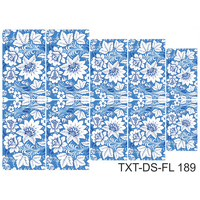 Слайдер-дизайн Nail Dream - Текстура - Цветы TXT-DS-FL189