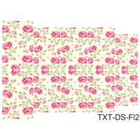 Слайдер-дизайн Nail Dream - Текстура - Цветы TXT-DS-FL2