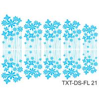 Слайдер-дизайн Nail Dream - Текстура - Цветы TXT-DS-FL21