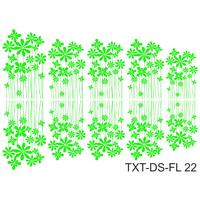 Слайдер-дизайн Nail Dream - Текстура - Цветы TXT-DS-FL22