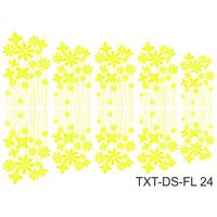 Слайдер-дизайн Nail Dream - Текстура - Цветы TXT-DS-FL24