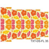 Слайдер-дизайн Nail Dream - Текстура - Цветы TXT-DS-FL35
