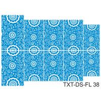 Слайдер-дизайн Nail Dream - Текстура - Цветы TXT-DS-FL38