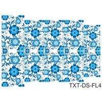 Слайдер-дизайн Nail Dream - Текстура - Цветы TXT-DS-FL4