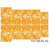 Слайдер-дизайн Nail Dream - Текстура - Цветы TXT-DS-FL42