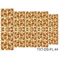 Слайдер-дизайн Nail Dream - Текстура - Цветы TXT-DS-FL44