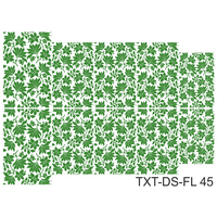 Слайдер-дизайн Nail Dream - Текстура - Цветы TXT-DS-FL45