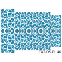 Слайдер-дизайн Nail Dream - Текстура - Цветы TXT-DS-FL46